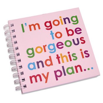 going to be gorgeous notebook