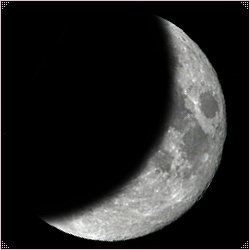Celebrate the Energy of the Maiden with a Crescent Moon Meditation