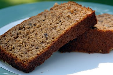 Everyone's Favourite Gluten-Free Banana Loaf