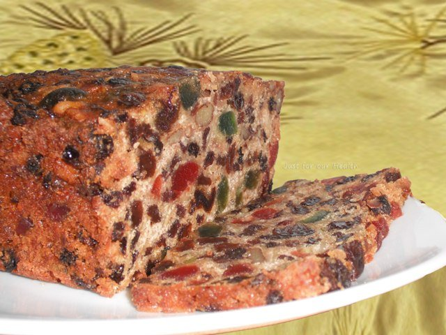 Can't Wait to Share – Gluten-Free Dried Fruit Cake