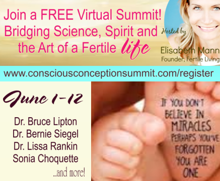 I Can't Believe We're Talking About Conscious Conception!
