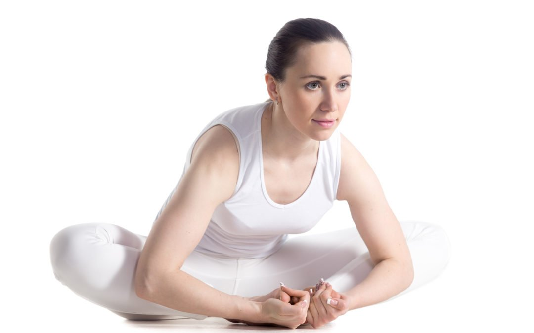 Yoga for Fertility: Butterfly Pose