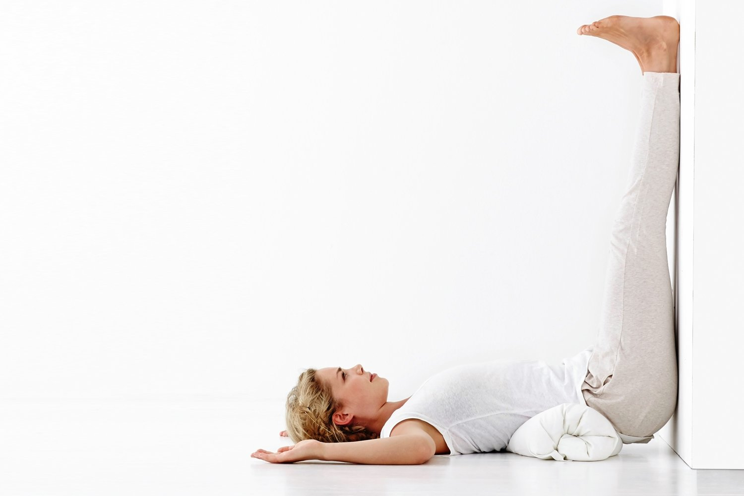Legs Up The Wall Benefits Fertility