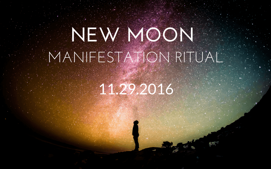 How to Manifest on the New Moon