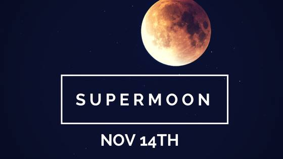 Super Power Supermoon Meditation