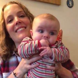 Success with one last IVF left – Tanya's story