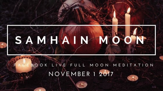Samhain Moon Ritual to Connect with your Sensual Self