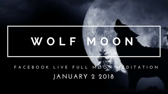 Celebrate & Release 2017 under the Full Wolf Moon