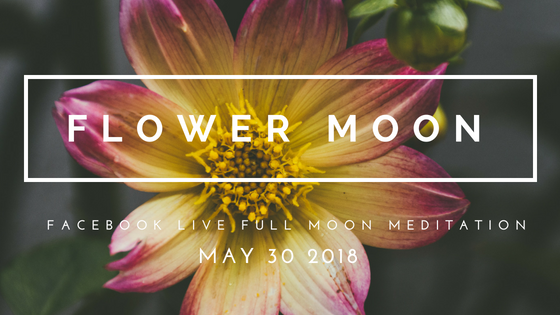 Nurture Your Own Blossoming on the Full Flower Moon