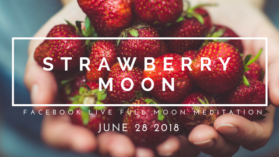 Get Juicy with June's Strawberry Moon
