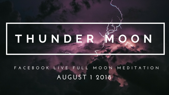 Embrace Your Emotional Storms With the Full Thunder Moon
