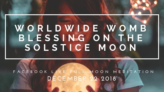 Balance Your Goddess Energies with the Worldwide Womb Blessing