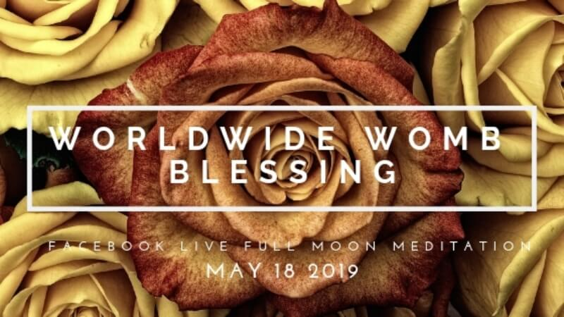 Open to Your Sacred Sexuality With this Worldwide Womb Blessing