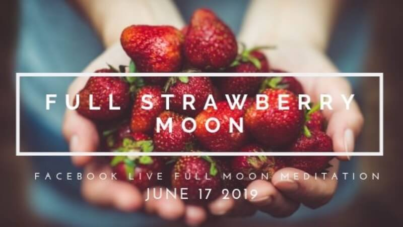 Find Your Heart-Centred Community on the Strawberry Moon