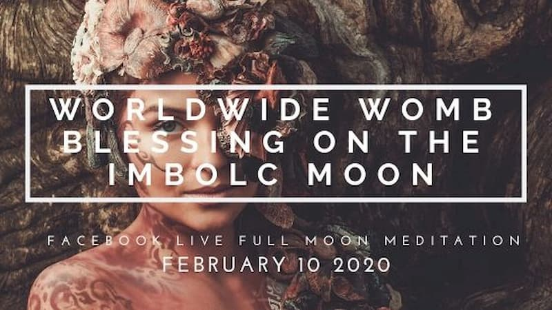 Renew Your Womb with the First Worldwide Womb Blessing of 2020