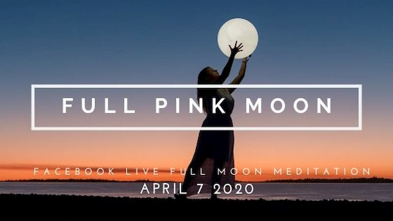 Awaken a New Feminine Vibration with the Full Pink Moon