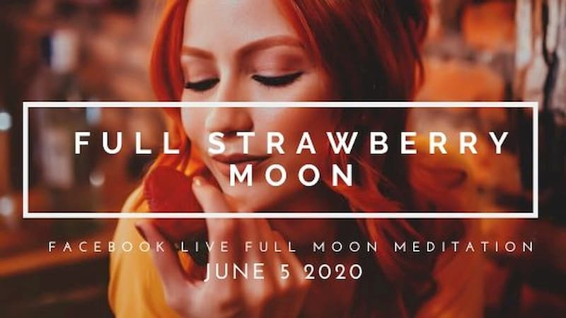 Connect to Your Intuition With the Full Strawberry Moon