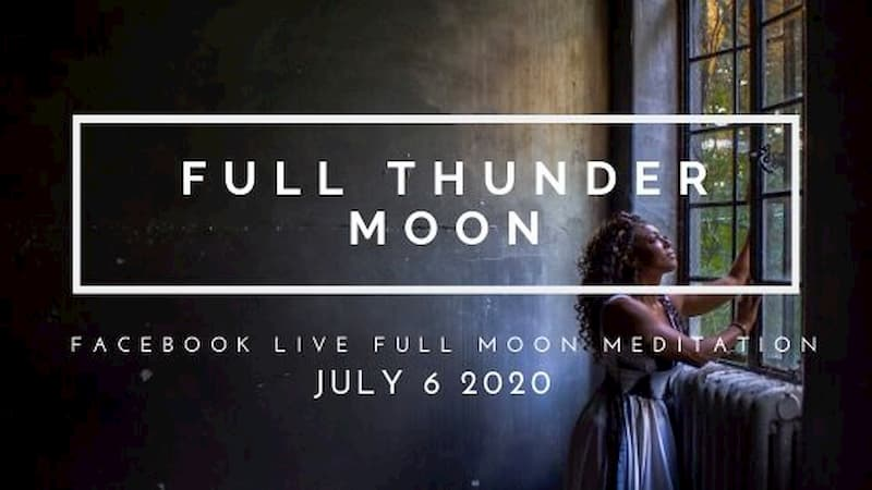 Embrace Insight With the Full Thunder Moon