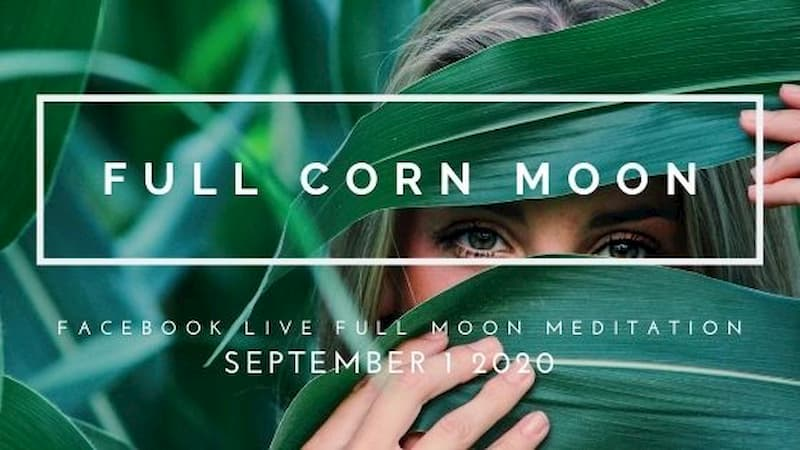 Transition Into Enchantress Magic on the Full Corn Moon