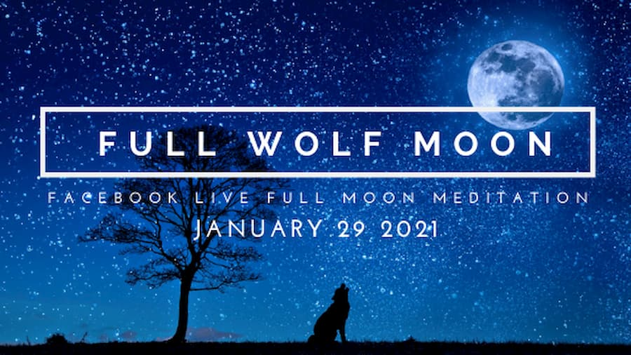 Make Your Wishes Come True with the Full Wolf Moon